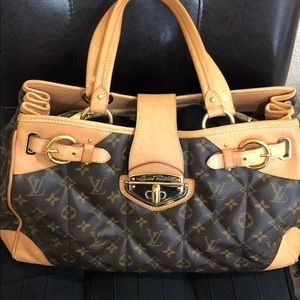 Luis Vuitton bag very good condition